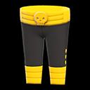 Pantalone da pirata (Nero)