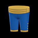 Pantalone nobile (Blu)