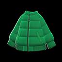 Piumino (Verde)