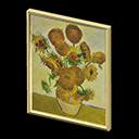 Quadro fiorito (Vero)