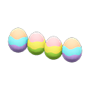 Recinzione caccia all'uovo