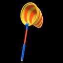 Retino colorato (Giallo e arancione)