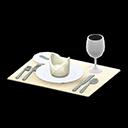 Set da tavola (Bianco)