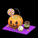 Set di dolcetti brividi (Arancio)