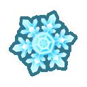 Fiocco di neve grande