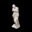 Statua aggraziata (Falso)