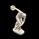 Statua atletica (Vero)