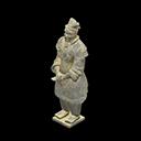 Statua guerriera (Vero)