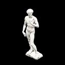 Statua maestosa (Vero)