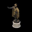 Statua trionfante (Vero)