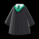 Toga da laurea (Verde)