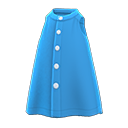 Tunica senza maniche (Blu)
