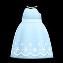 Vestito da sposa (Bianco)