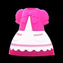 Vestito fiabesco (Rosa)