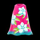 Vestito hawaiano ardito (Rosa)