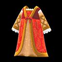 Vestito rinascimentale (Rosso)