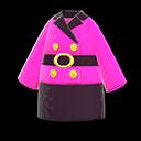 Vestito sci-fi anni '80 (Rosa)