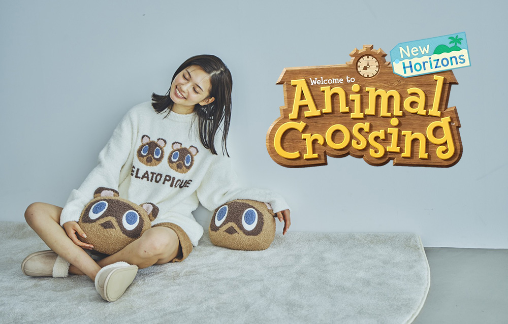 Nintendo e Gelato Pique stanno per lanciare una collezione di abiti e accessori a tema Animal Crossing: New Horizons!