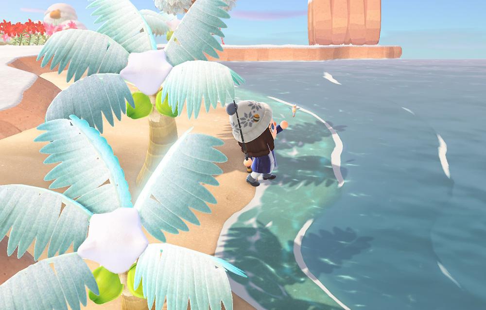 Ecco tutti i nuovi pesci, insetti e creature marine che si potranno trovare a partire dal mese di dicembre in Animal Crossing: New Horizons!