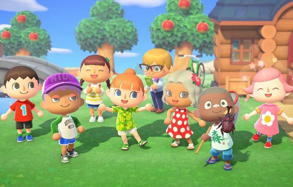 Uno studio dimostra che giocare ad Animal Crossing: New Horizons fa stare bene!