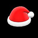 Cappello da Babbo Natale (Rosso)