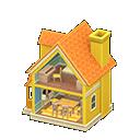 Casa delle bambole (Arancio)