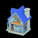 Casa delle bambole (Blu)