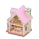 Casa delle bambole (Rosa)