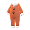 Costume da renna (Marrone)