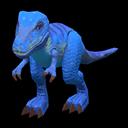 Dinosauro giocattolo (Blu)