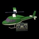 Elicottero telecomandato (Verde)