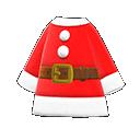 Maglia da Babbo Natale (Rosso)