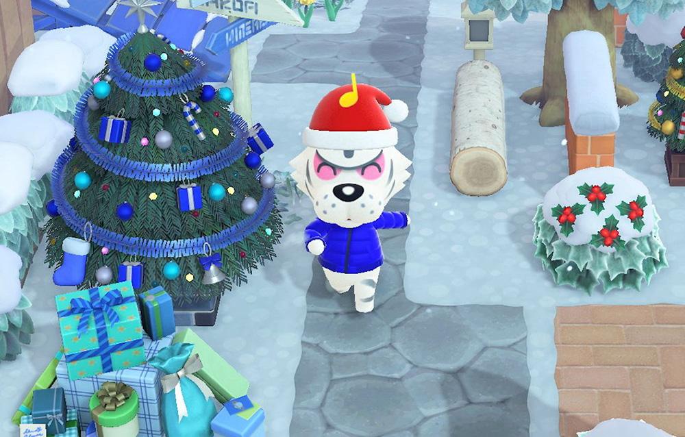 Ecco tutto quello che ci aspetta durante il mese di dicembre su Animal Crossing: New Horizons!