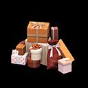 Mucchio di regali (Elegante)