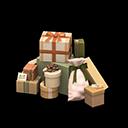 Mucchio di regali (Naturale)