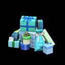 Mucchio di regali (Spavaldo)
