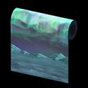 Muro aurora boreale