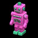 Robot di latta (Rosa)