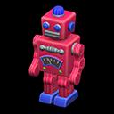 Robot di latta (Rosso)