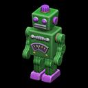 Robot di latta (Verde)