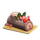 Rotolo dolce (Cioccolato)