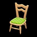 Sedia primizie (Fioritura primaverile)