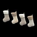 Set di calze per regali (Naturale)