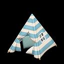 Tenda per bambini (A strisce)