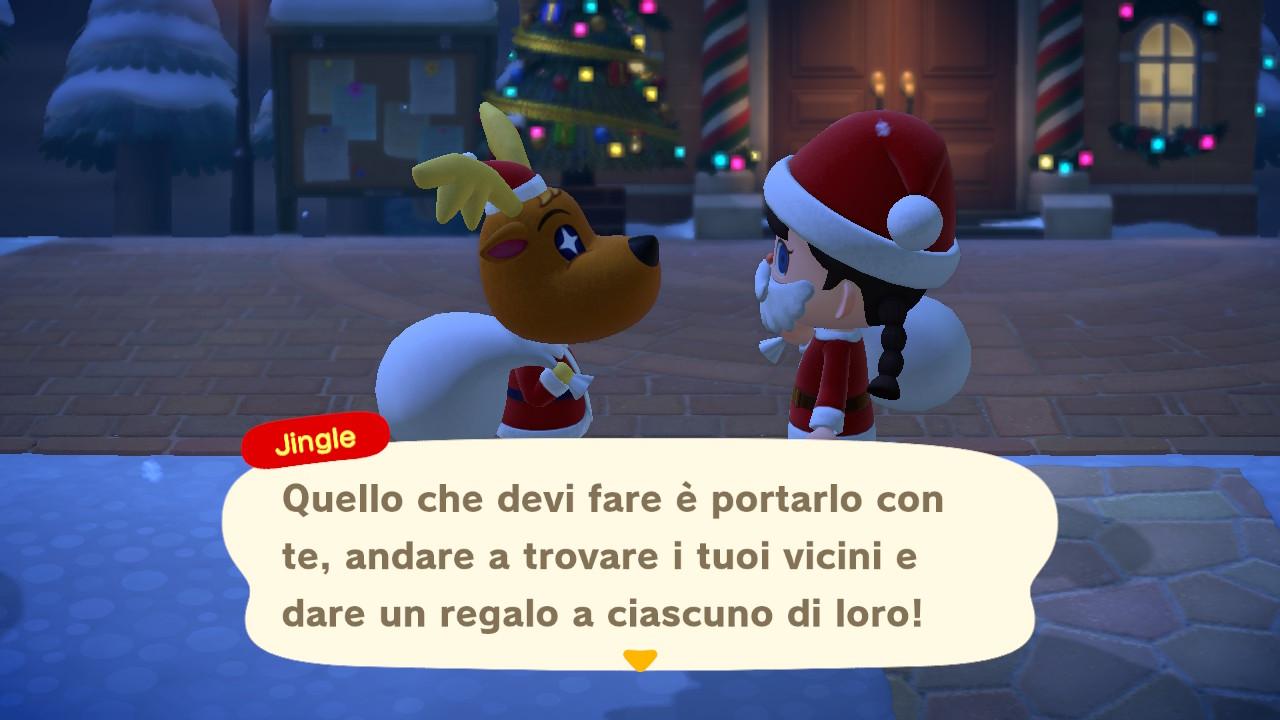Diamo una mano a Jingle e consegniamo i regali in giro! 8