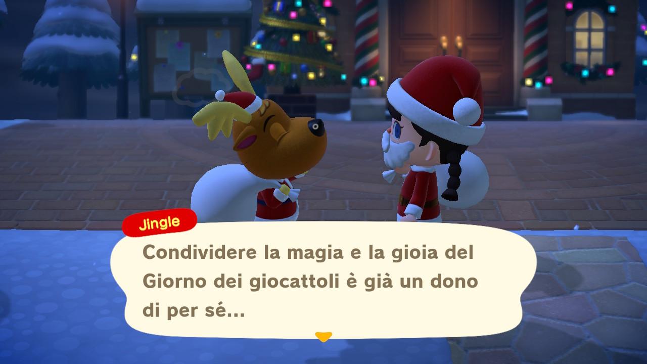 Diamo una mano a Jingle e consegniamo i regali in giro! 11