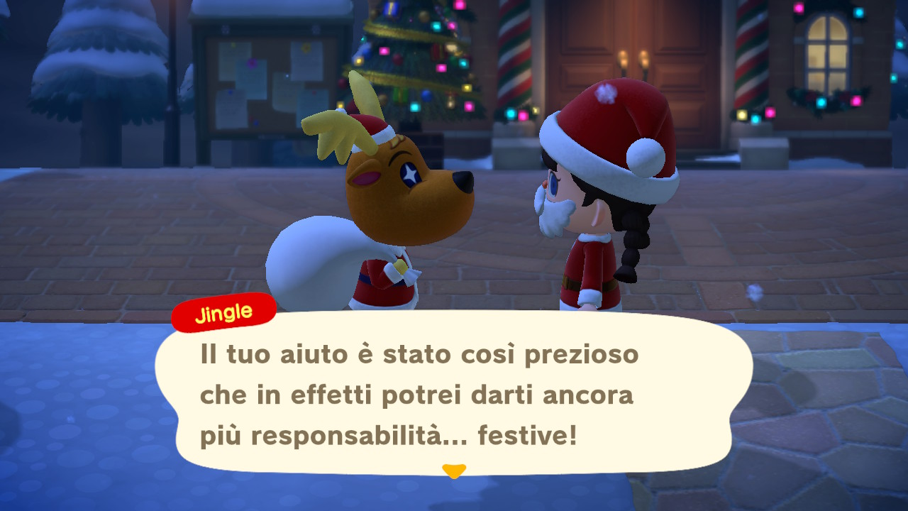 Diamo una mano a Jingle e consegniamo i regali in giro! 1
