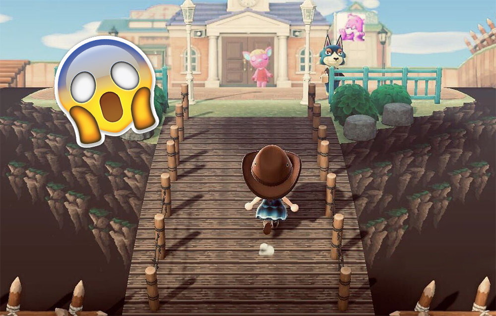 I fan di Animal Crossing: New Horizons stanno creando isole fluttuanti!