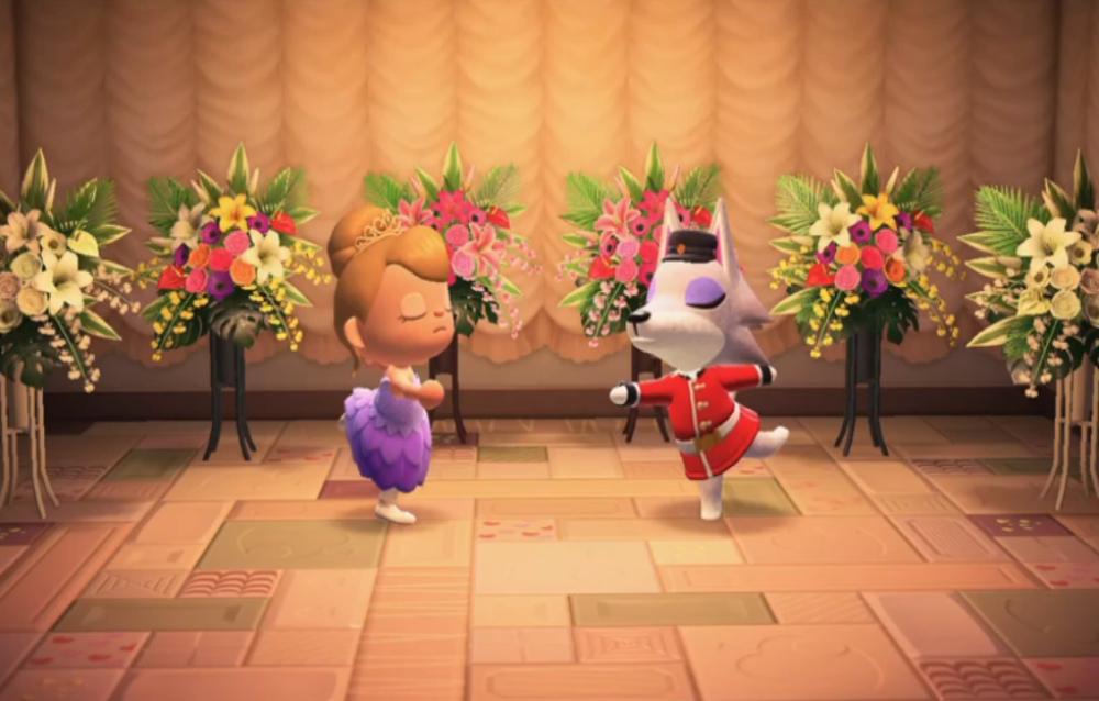 """Il balletto """"Lo Schiaccianoci"""" approda su Animal Crossing: New Horizons!"""