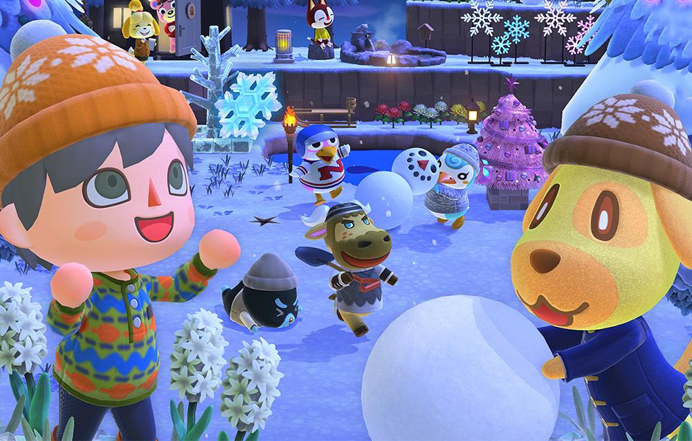 Animal Crossing: New Horizons è il gioco più venduto in America e nel Regno Unito!